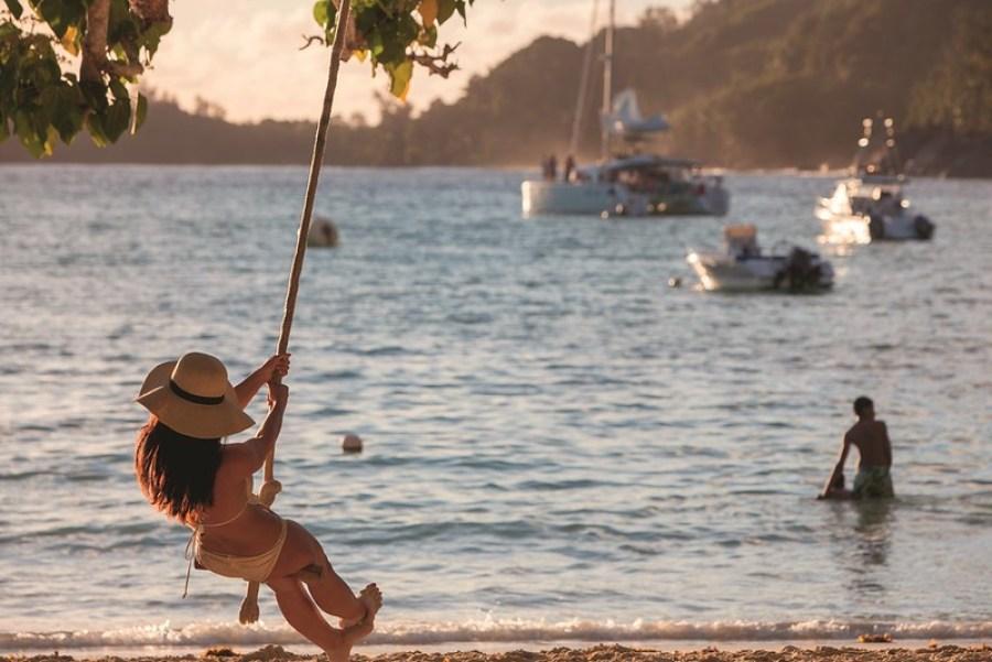 Constance Ephelia North beach swing
