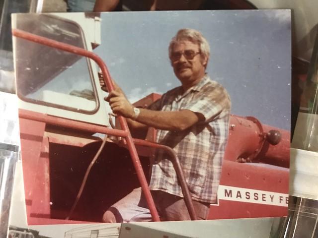 That's my Dad! (Larry Hancock)