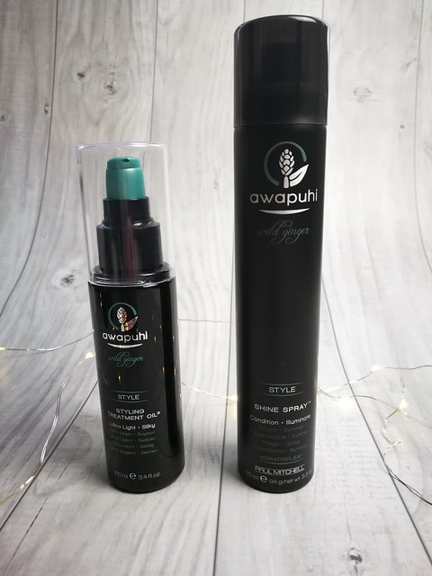 Paul Mitchell Awapuhi Range Styling Society Hair Care