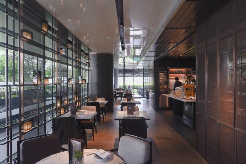 club intercontinental lounge - robertson quay