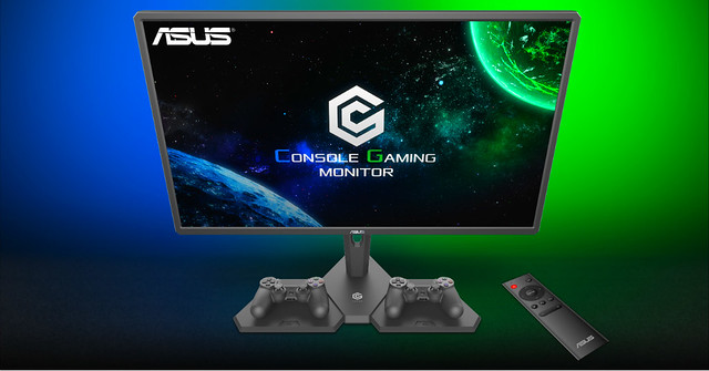 ASUS-CG32-console-gaming-monitor-with-Halo-Sync-Lighting-and-Remote-Control