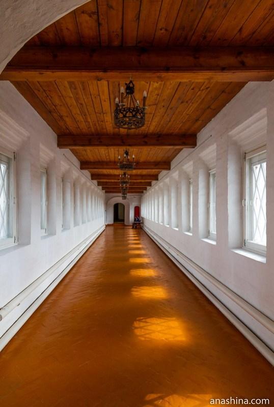 Галерея, Суздальский кремль