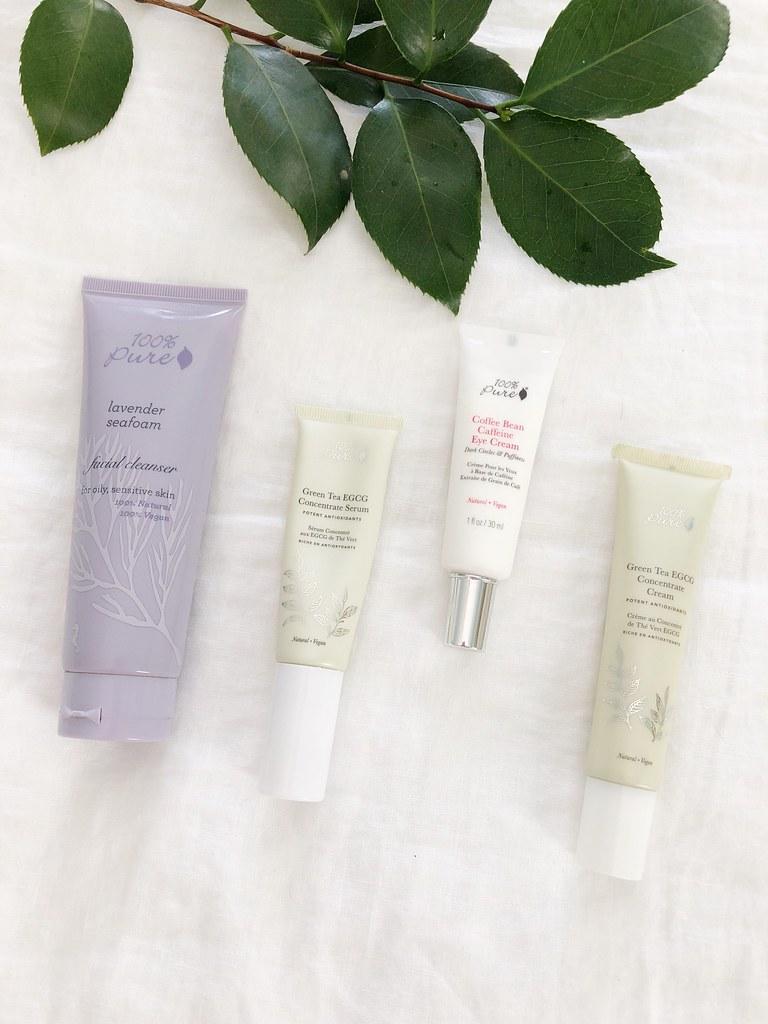 My AM Spring/Summer Skin Care Routine