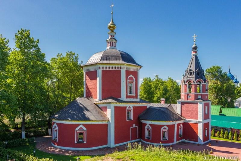 Успенская церковь, Суздаль
