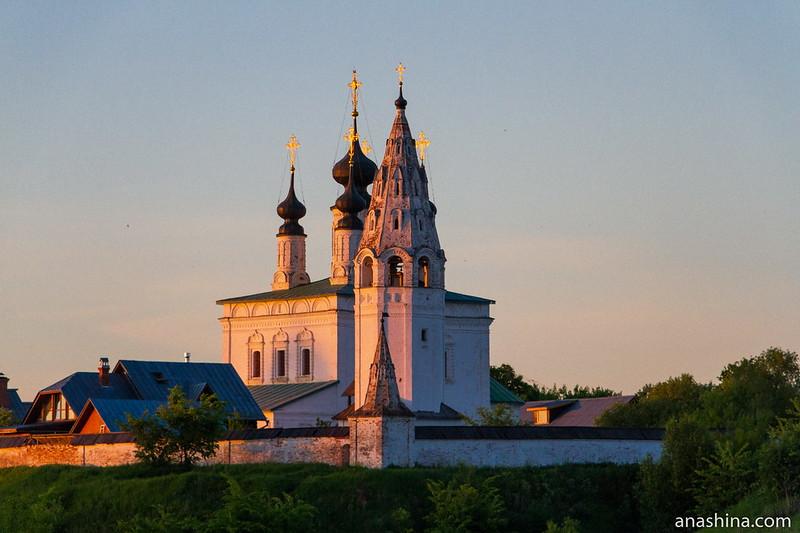 Александровский монастырь, Суздаль