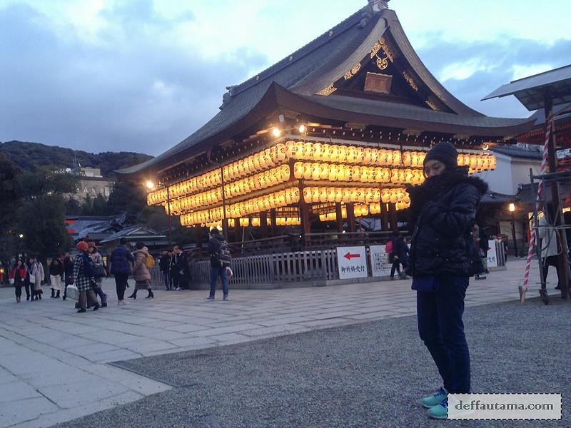 Babymoon ke Jepang - Yasaka Shrine
