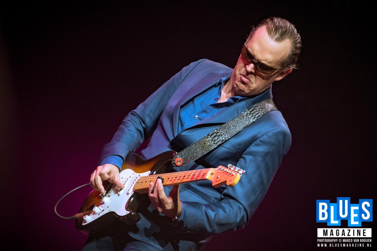 Joe Bonamassa @ Holland International Blues Festival 2018 Grolloo