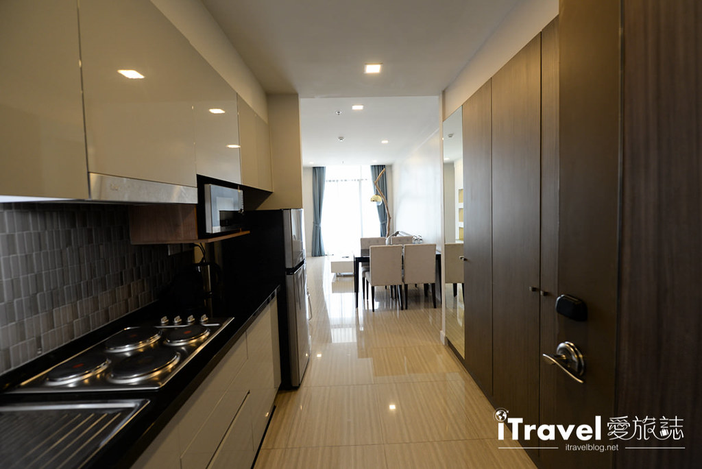 曼谷阿斯普拉39號飯店 Aspira Parc 39 (10)