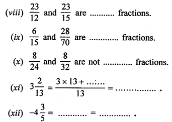 Selina ICSE Class 6 Maths Book Pdf Free Download-fractions-A-2.1