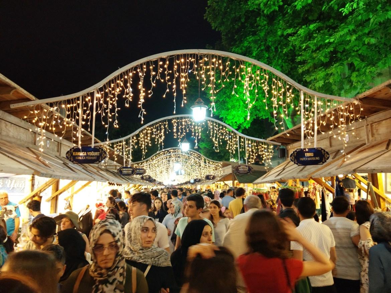 4) Ramazan Market