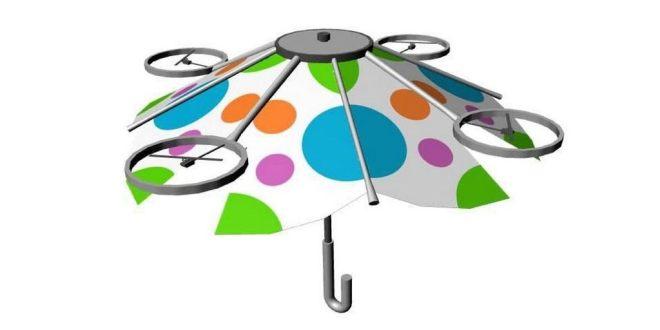 drone-parapluie