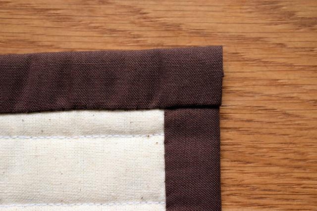 Square Set Binding