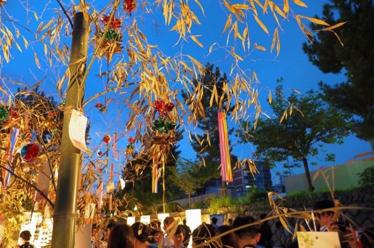 京の七夕 京都夏日限定的浪漫祭典~散步鴨川/崛川度過七夕仲夏夜,當一天京都人!