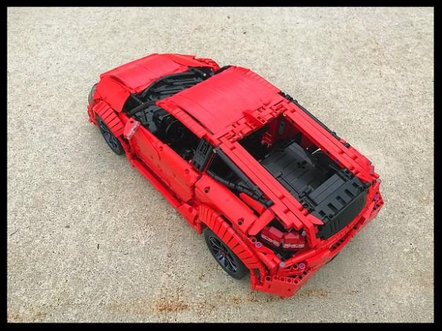 Honda CR-Z - final rendition -