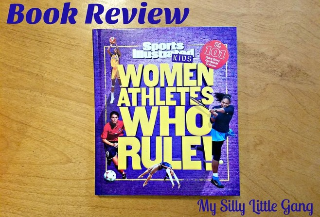 Book Review: Women Athletes Who Rule! ~ Summer Reading Series Post #1