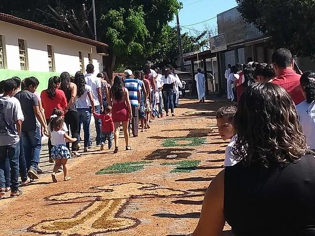 Solenidade de Corpus Christi 2018 Cônego Marinho