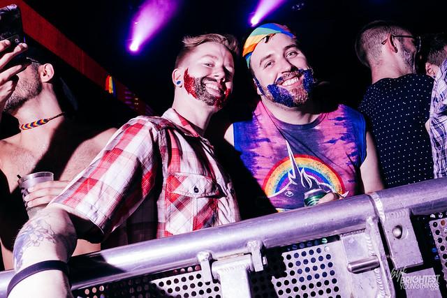 Earth WInd Glitter Fire Pride Party BYT-3666