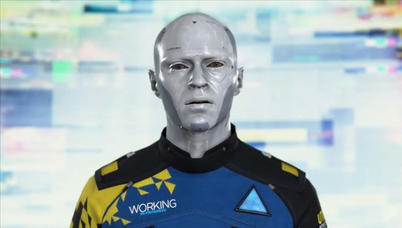 Detroit Become Human - Robot Revolution