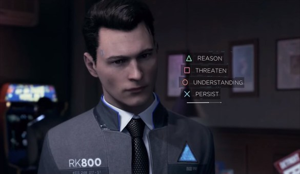 Detroit Become Human - Hank