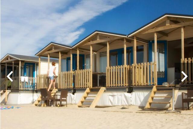 Strandhuisje Aan Zee Slapen