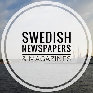 Swedish newspapers & magazines
