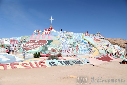Salton Sea & Salvation Mountain