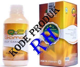 Khasiat QnC Jelly Gamat