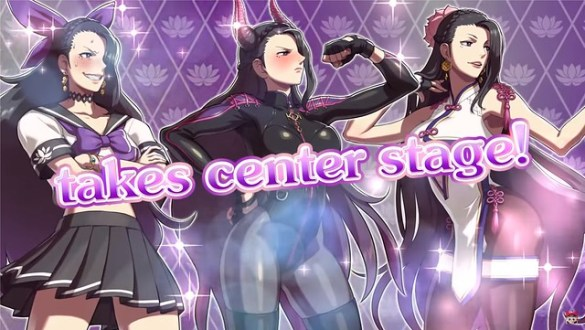 SNK Heroines Luong