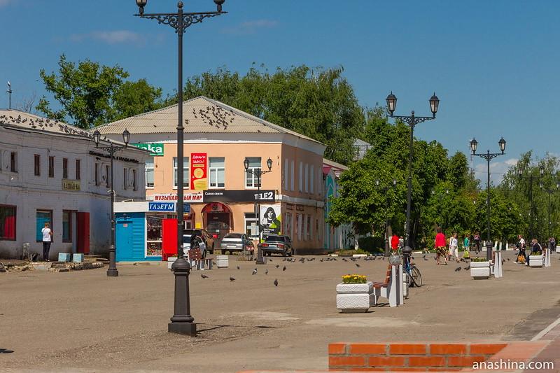 Улица 1 Мая, Юрьев-Польский