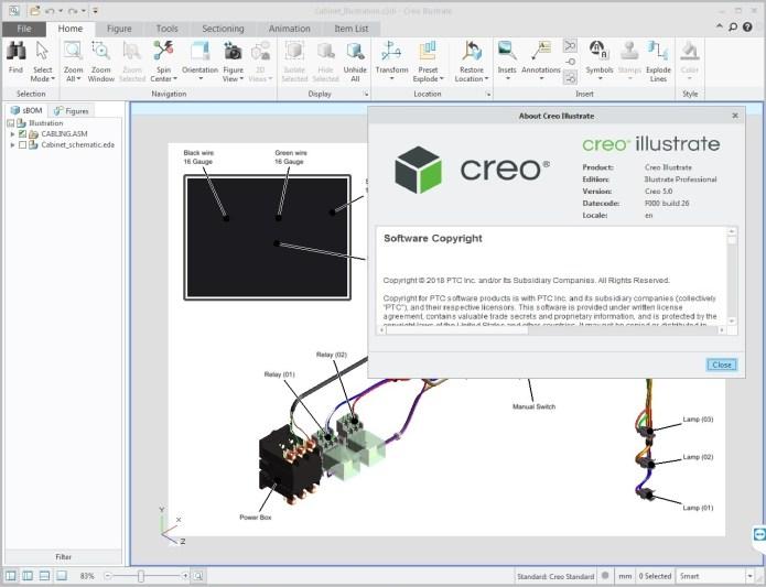 Working with PTC Creo Illustrate 5.0 win32 win64 full