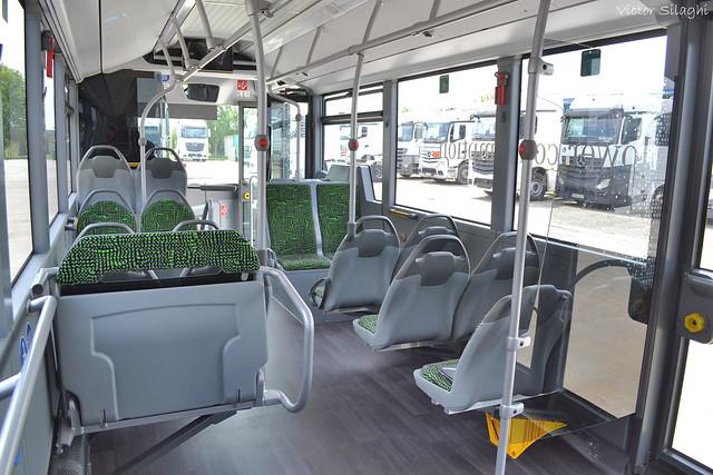 MB Citaro Hybrid interior (23)