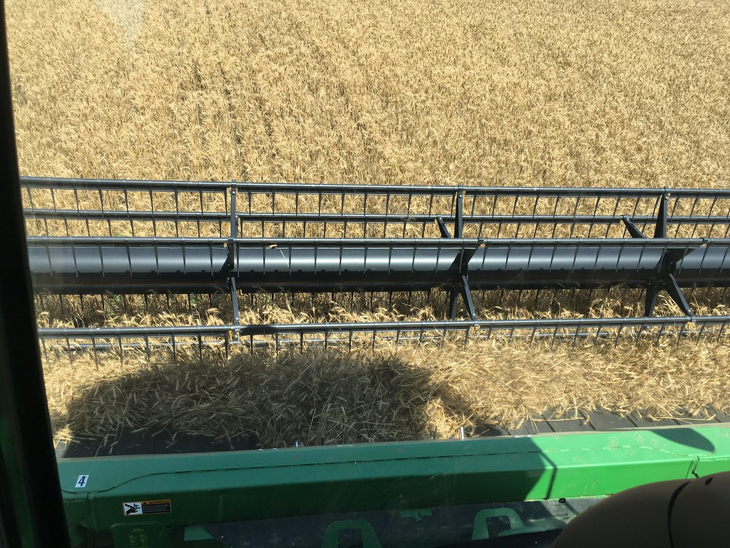 High Plains Harvesting 2018 (James)