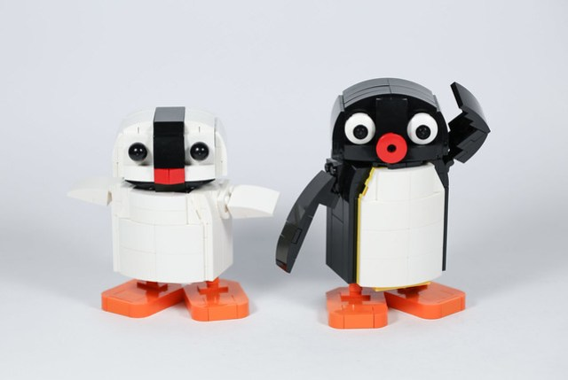 LEGO Pingu