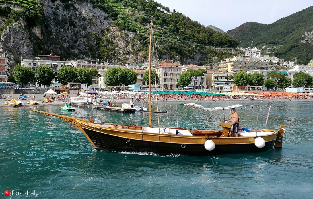 Viagem para a Costa Amalfitana