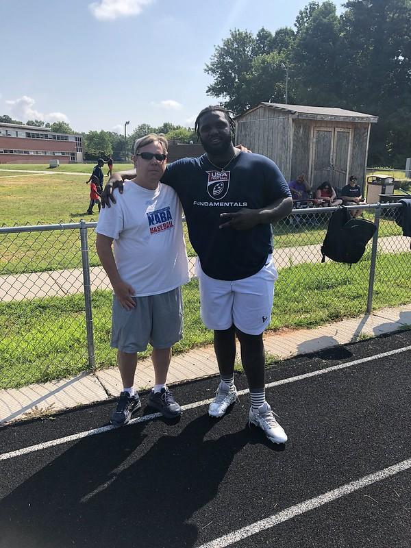 2018-07-14 DJ Reader Kids Football Camp