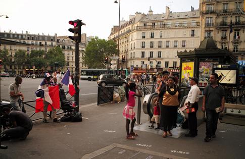 18g14 Montparnasse 14 julio_0011 variante 1 Uti 485
