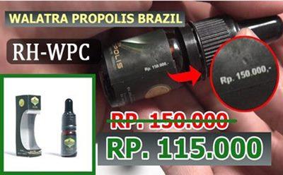 harga Walatra Propolis Brazil