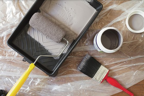 Guest Post: How To Paint Interior And Exterior Doors