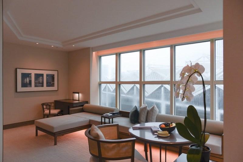 centennial suite at conrad singapore