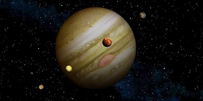 """Résultat de recherche d'images pour """"Douze nouvelles lunes découvertes autour de Jupiter"""""""