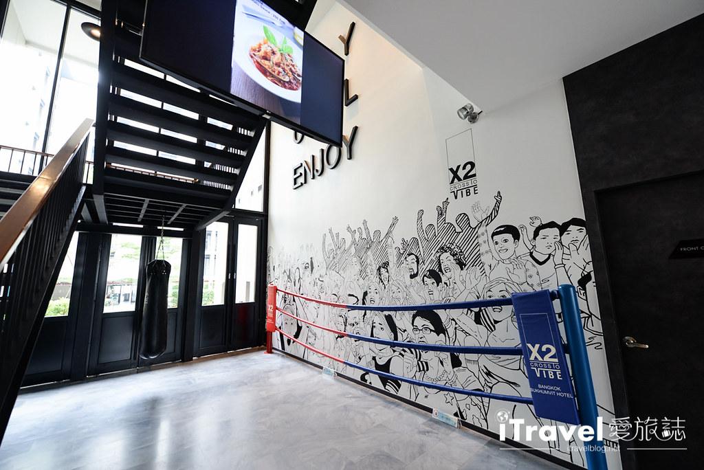 素坤逸路X2活力飯店 X2 Vibe Bangkok Sukhumvit (50)