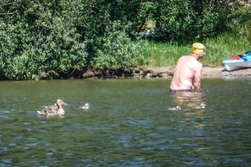 Paddling Lake Padden-029