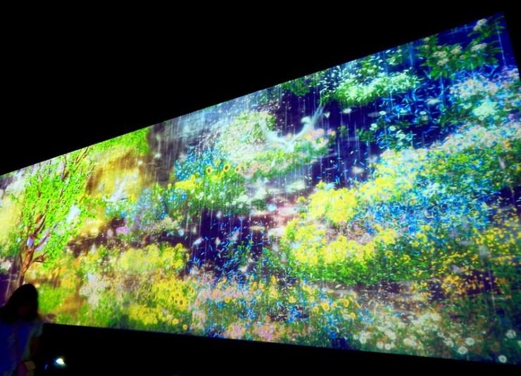 teamLab at ArtScience Museum: Future World