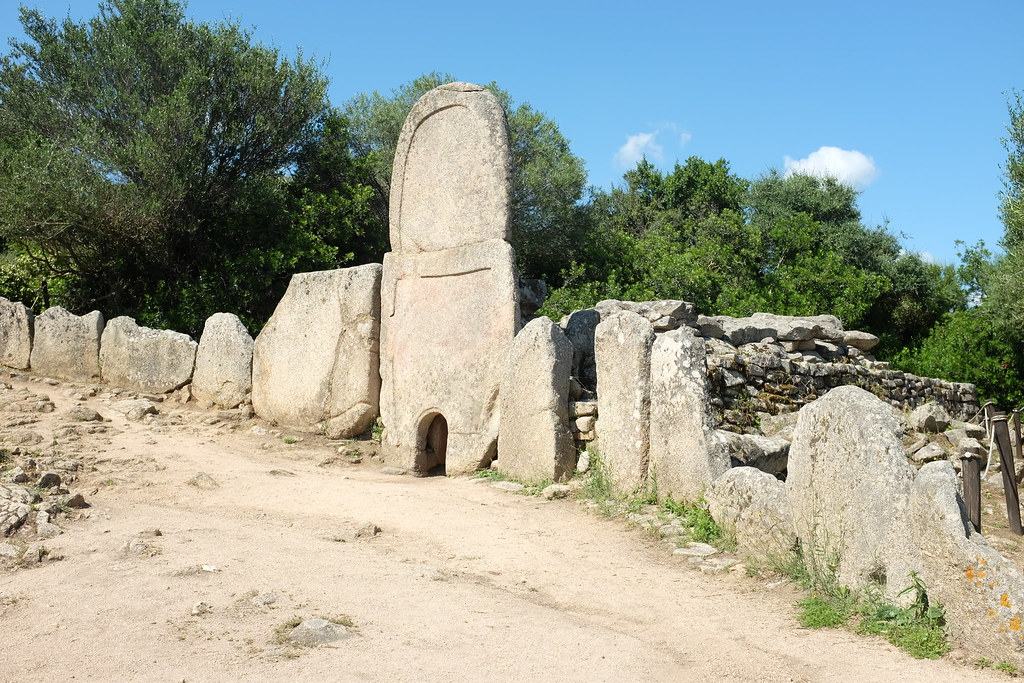 Giant's Tomb of Coddu Vecchiu
