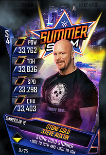 SummerSlam 18 Stone Cold Steve Austin