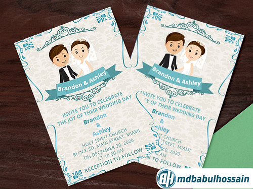 wedding-Party-Invitation-Card