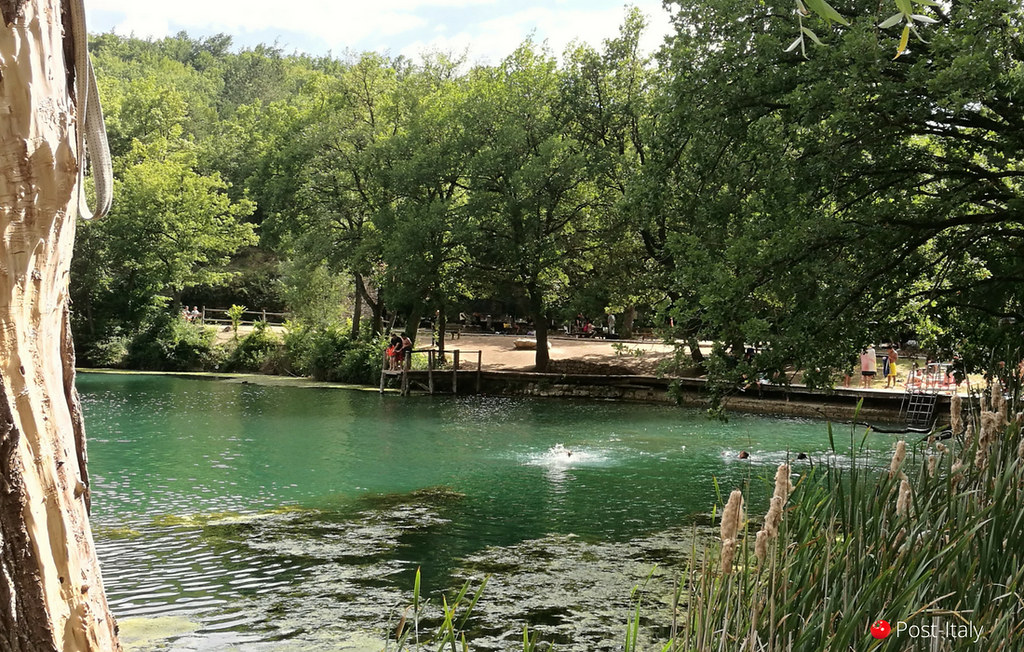 Lago di Sinizzo, Abruzos