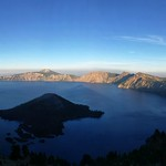 Crater Lake / Mt Hood, OR