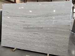 Typhoon White Granite Slabs NY