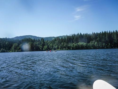 Paddling Lake Padden-025
